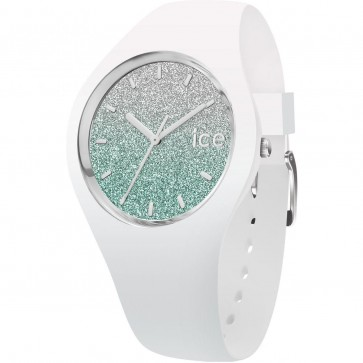 ICE Ladies Womens Ice Lo Medium Watch White Strap 013430
