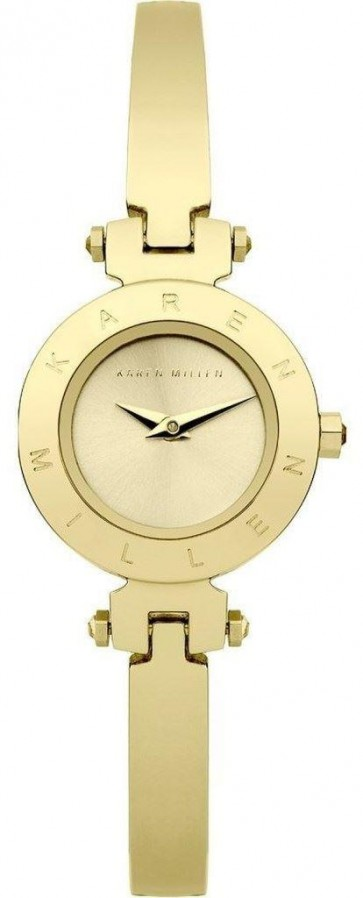 Karen Millen Ladies Wrist Watch KM115GM