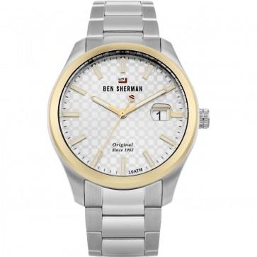 Ben Sherman  Mens Gents Wrist Watch WBS109GSM