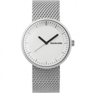 Lambretta Franco Mesh Steel Ladies Mens Unisex Wrist Watch 2160STE
