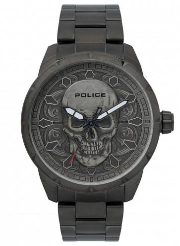 Police Gents Mens Mystic Gun Wrist Watch 15397JSU/57M