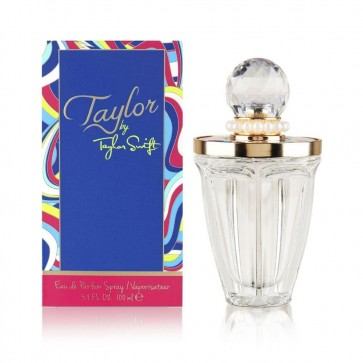 Taylor By Taylor Swift Ladies Womens Eau de Parfum - 100 ml