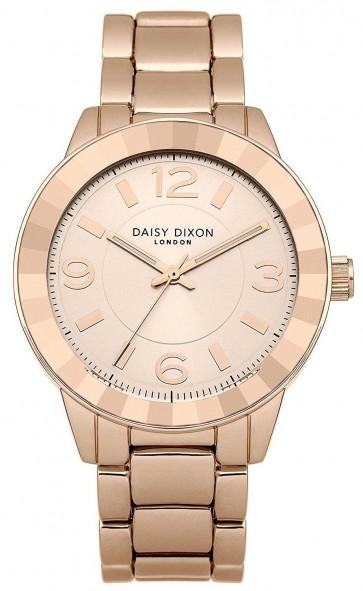 Daisy Dixon Ladies Womens Lara Wrist Watch Gold Dial Face DD014RGM