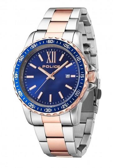 Police  Gents Mens Las Vegas Wrist Watch 14494JSTR/03M