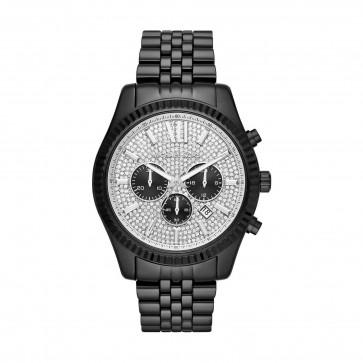 Michael Kors  Mens Lexington Chronograph Watch  Stainless Steel Braclet MK8280