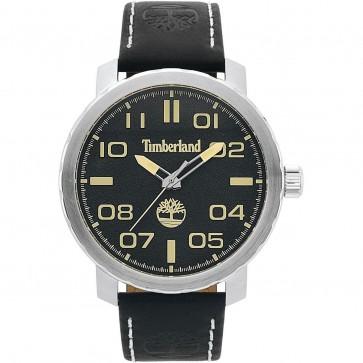 Timberland Mens Gents Wellesley Wrist Watch Black Dial 15377JS/02