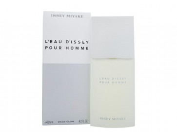 Issey Miyake L'Eau d'Issey Pour Homme Men's Gent's 125ml EDT Spray