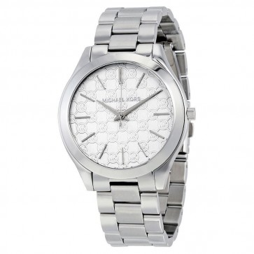 Michael Kors Ladies Runway Watch Stainless Steel Bracelet MK3371