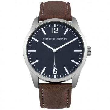 French Connection Mens Gents Quartz Wrist Watch SFC117BR