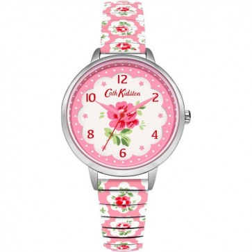 Cath Kidston Ladies Womens Gold Wrist Watch CKL030WP
