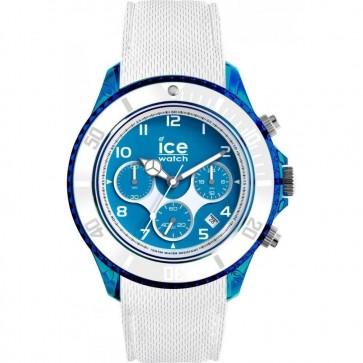 ICE Mens Gents Ice Dune Superman Extra Large Watch White Strap 014224