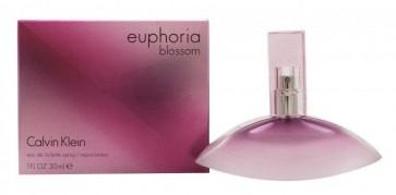 CK Calvin Klein Euphoria Blossom Fragrance EDT Spray  30ml