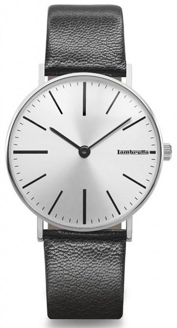 Lambretta Mens Gents Cesare 42 Wrist Watch Silver 2181SIL