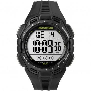 Timex Men's Gent's Quartz Watch With Grey Dial Black Strap TW5K94800