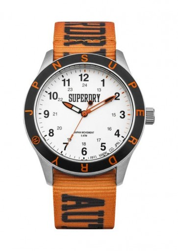 Superdry Mens Woems UnisexYokohama Athletics Wrist Watch SYG186O