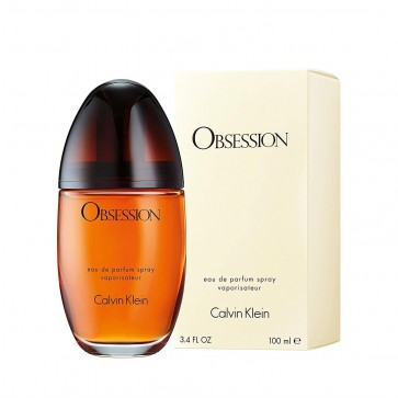 Calvin Klein CK Obsession Fragrance EDP Spray 100ml