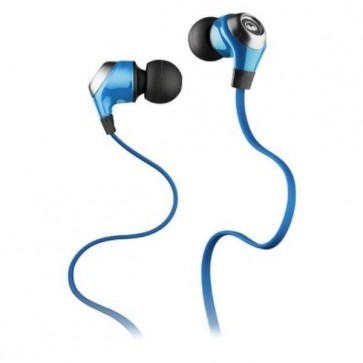 Monster N-Lite In Ear Earphones Headphones - Blue