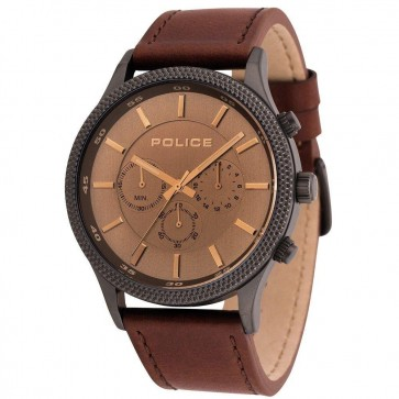 Police Mens Gents Quartz Wrist  Watch 15002JSU/13
