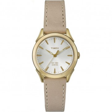Timex Women's Ladie's Quartz Watch With White Dial TW2P82000