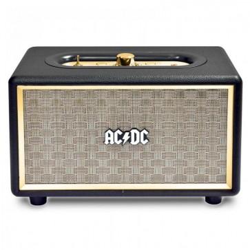 AC/DC Classic CL2 Vintage Portable Bluetooth Speaker Black