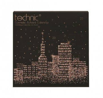 Technic City Scape Christmas Advent Calendar
