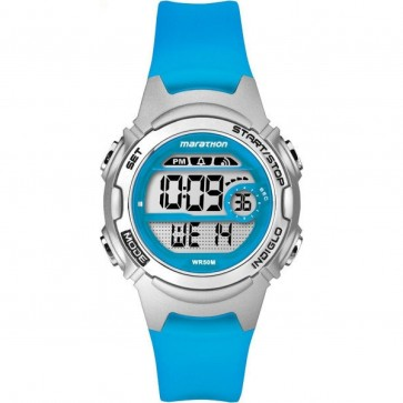 Timex Women's Ladie's Children's Quartz Watch With Blue Strap TW5K96900