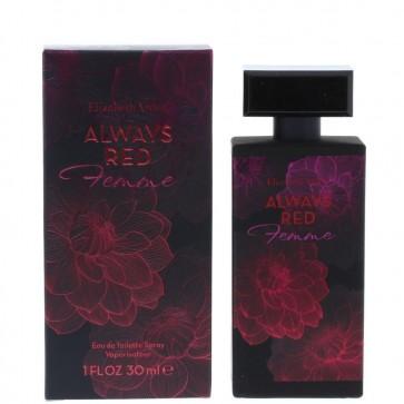 Elizabeth Arden Always Red Femme Eau de Toilette Fragrance  50ml