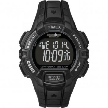 Timex Mens Gents Quartz Watch With Black Dial T5K793