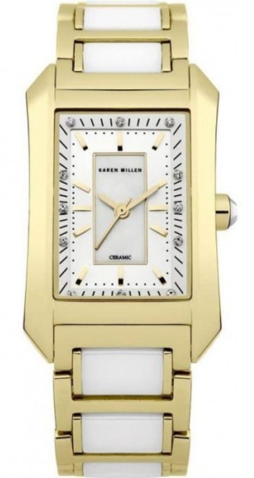 Karen Millen Ladies Wrist Watch KM119GM