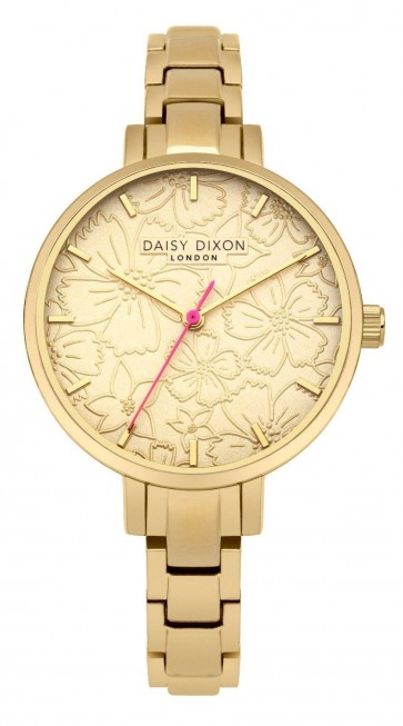 Daisy Dixon Ladies Womens Leona Wrist Watch DD043GM