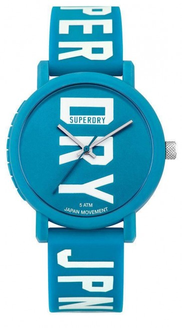 Superdry Campus Block Unisex Ladies Men's watch SYL196UW