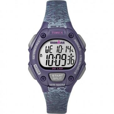 Timex Womens Ladies Purple LCD Wrist Watch TW5M07500