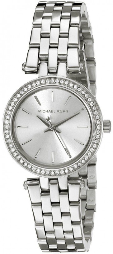 Michael Kors Mini Darci Stainless Steel Ladies Watch MK3294