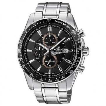 Casio Edifice Mens Chronograph Watch Stainless Steel Bracelet EF-547D-1A1VEF