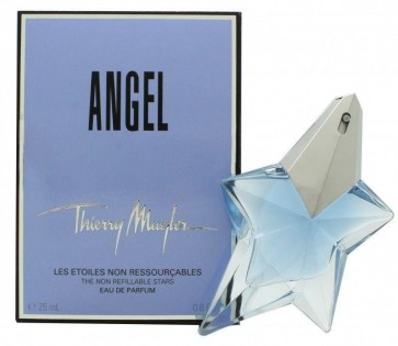 Thierry Mugler Angel Eau de Parfum Fragrance Spray 25ml Non Refillable