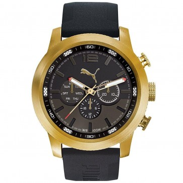 Puma Ultra Size Bold Chronograph 50 Mens Gents Wrist Watch PU104271001