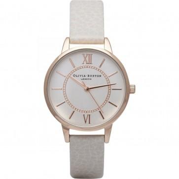 Olivia Burton Womens Ladies Wonderland Wrist Watch White Dial OB14WD24