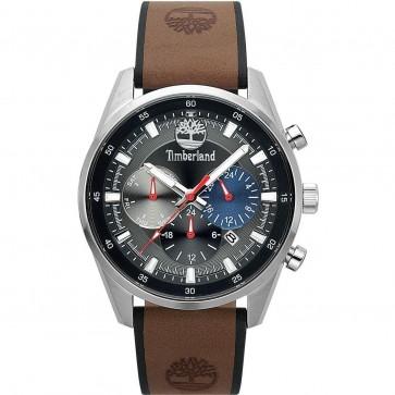 Timberland Mens Gents Chauncey Wrist Watch Black Dial 15417JS/61
