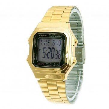 Casio Mens Gents Wrst Watch Stainless Steel Bracelet 159WGEA-9ADF