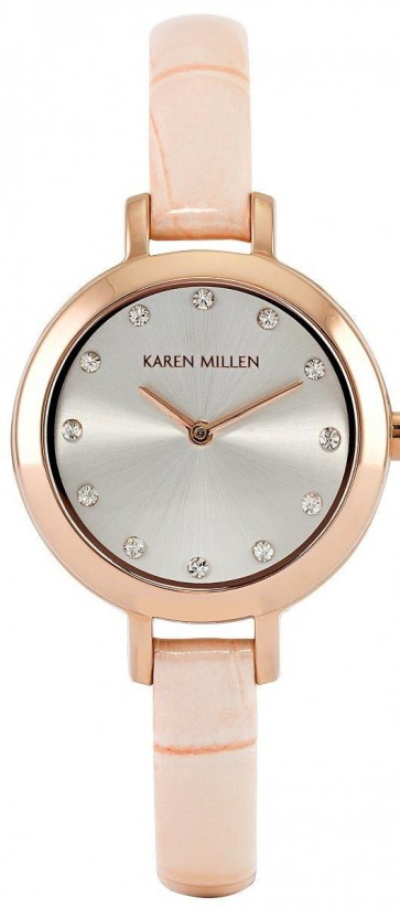 Karen Millen Ladies Womens Wrist Watch WA101CRG