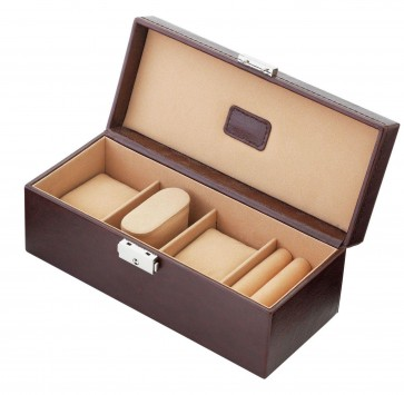 George Hardy Wrist Watch and Cufflink Box