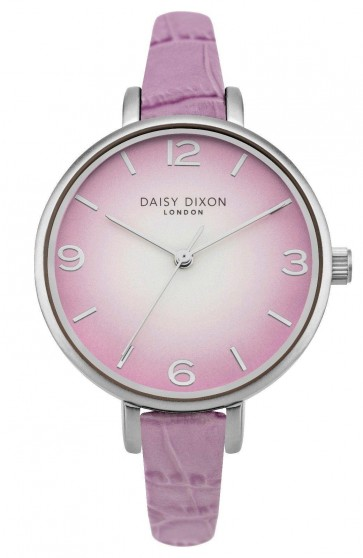 Daisy Dixon Ladies Womens Emmie Wrist Watch White Face DD041V