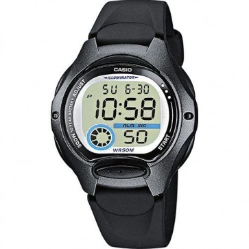 Casio Mens Chronograph Watch Alarm LW-200-1AVEF