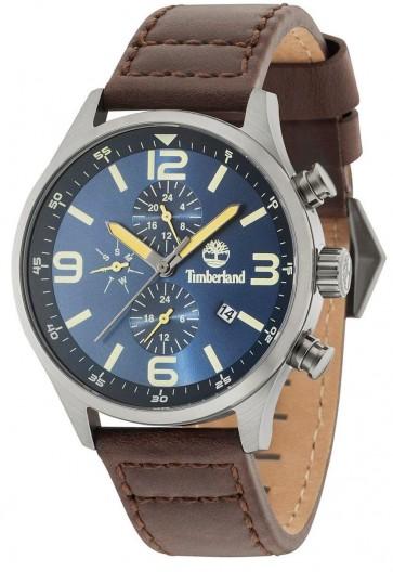Timberland Mens Gents Rutherford Quartz Wrist Watch 15266JSU/03