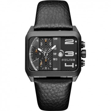 Police Mens Gents Urban Style Quartz Wrist Watch 15528JSB/61