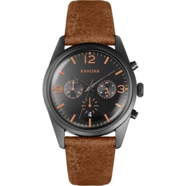 Kahuna Mens Gents Wrist Watch KCS-0012G