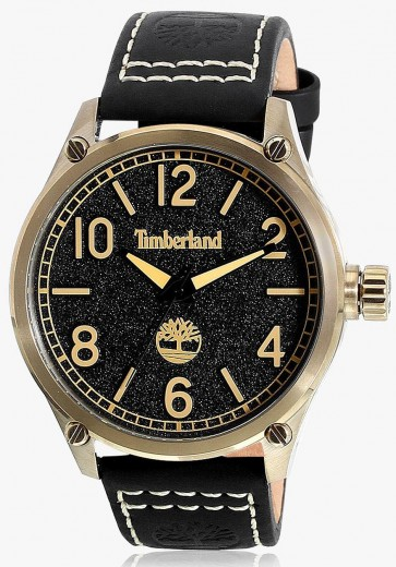Timberland Mens Gents Leighton Wrist Watch 14852JSK/02