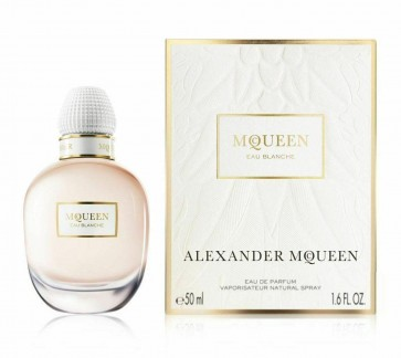 Alexander McQueen Eau Blanche 50ml EDP Spray Ladies Womens Fragrance