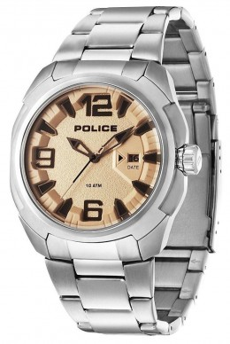 Police Mens Gents Quartz Wrist  Watch  PL.93831AEU/04MA