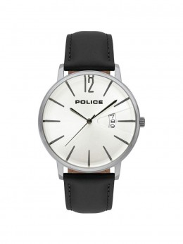 Police Mens Gents Virtue Quartz Wrist Watch 15307JS/01
